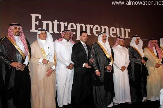 شاهد بالصور .. تكريم رجال الأعمال المميزين