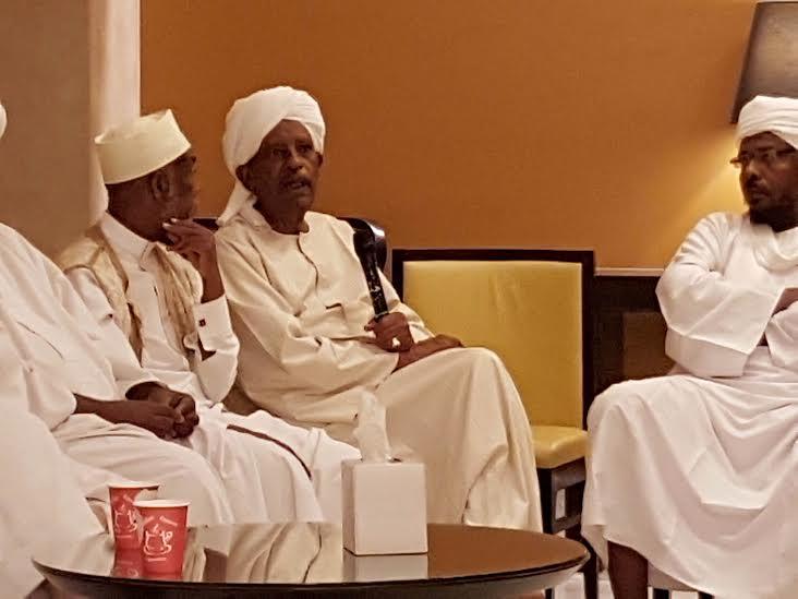 تكريم ضيوف خادم الحرمين