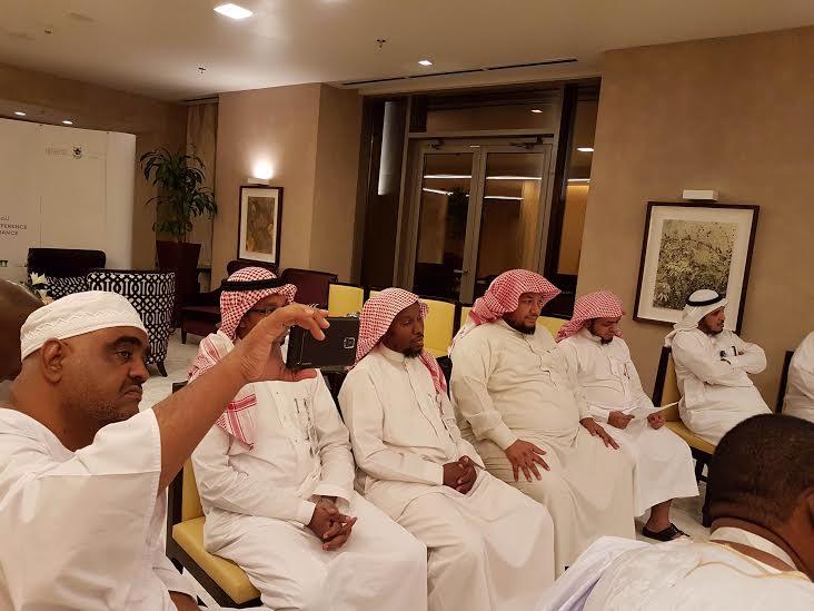 تكريم ضيوف خادم الحرمين4