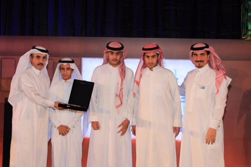 تكريم فائزين مسابقة معالم سعودية (1)