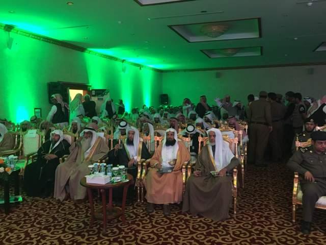تكريم 69 حافظاً للقرآن في حفل الودق (5)