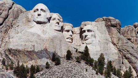 تماثيل رؤساء أمريكا (8)