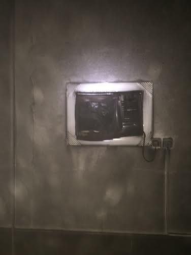تماس كهربائي يتسبب في حريق جامع بطوال (1)
