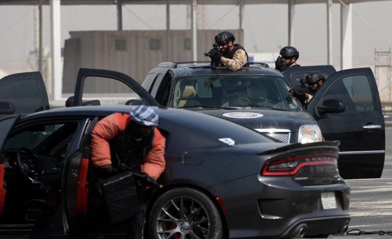 تمرين أمن الخليج العربي 1