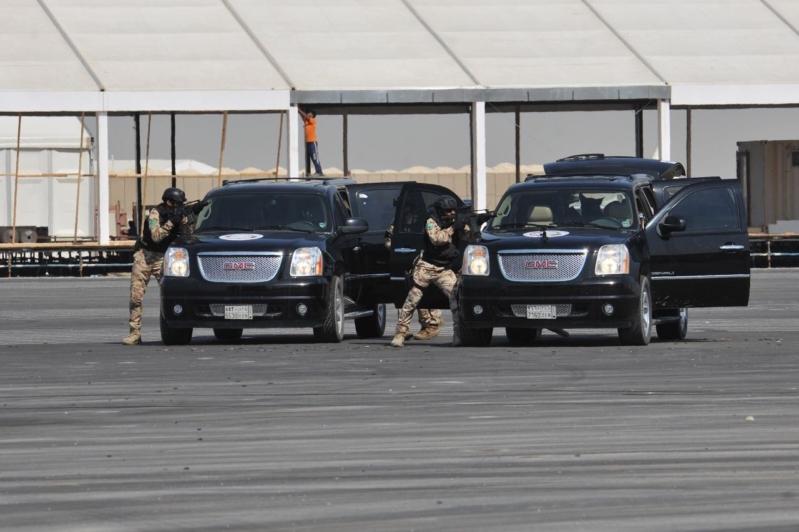 تمرين أمن الخليج العربي 10