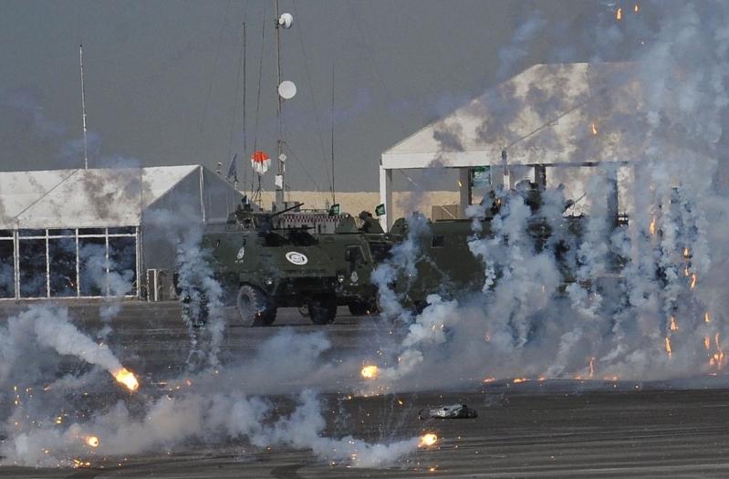 تمرين أمن الخليج العربي 13