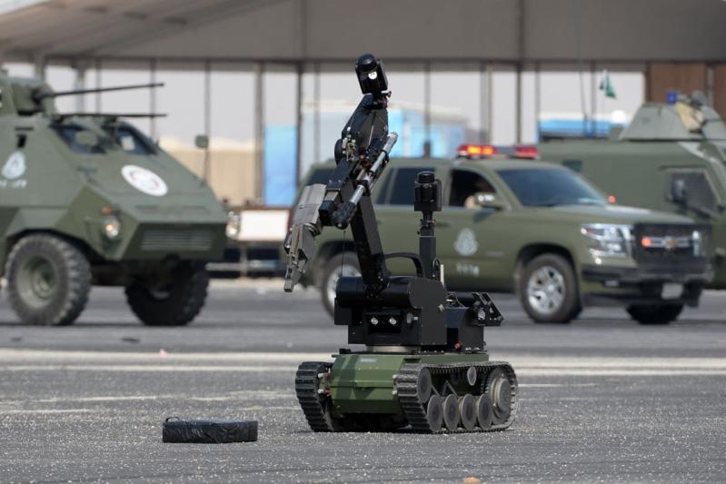 تمرين أمن الخليج العربي 14