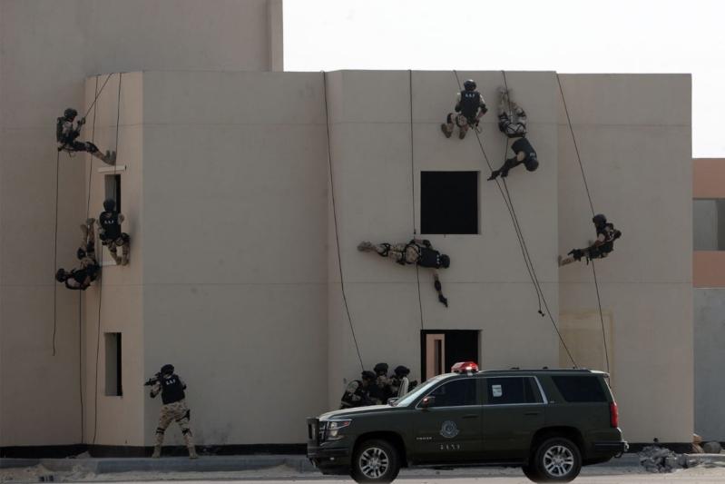 تمرين أمن الخليج العربي 15