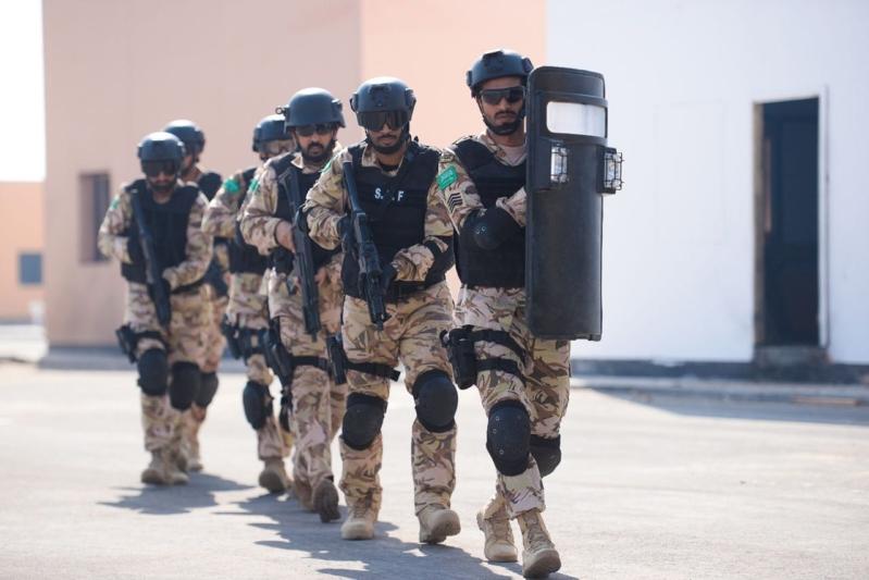 تمرين أمن الخليج العربي 16