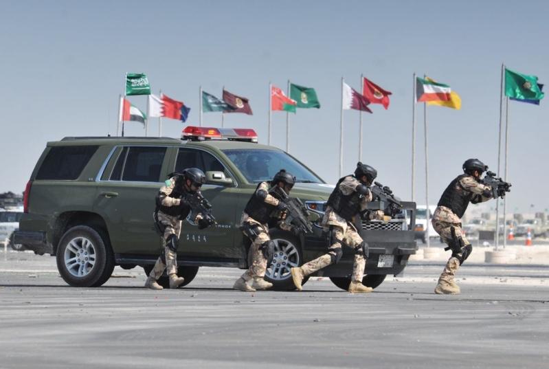 تمرين أمن الخليج العربي 18