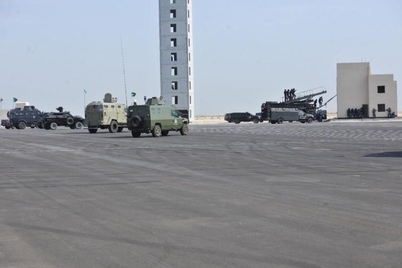تمرين أمن الخليج العربي 2