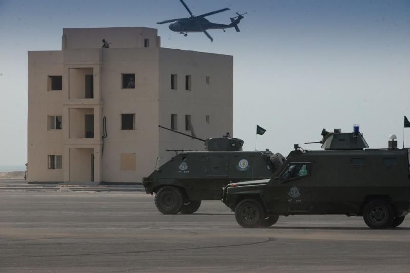 تمرين أمن الخليج العربي 20