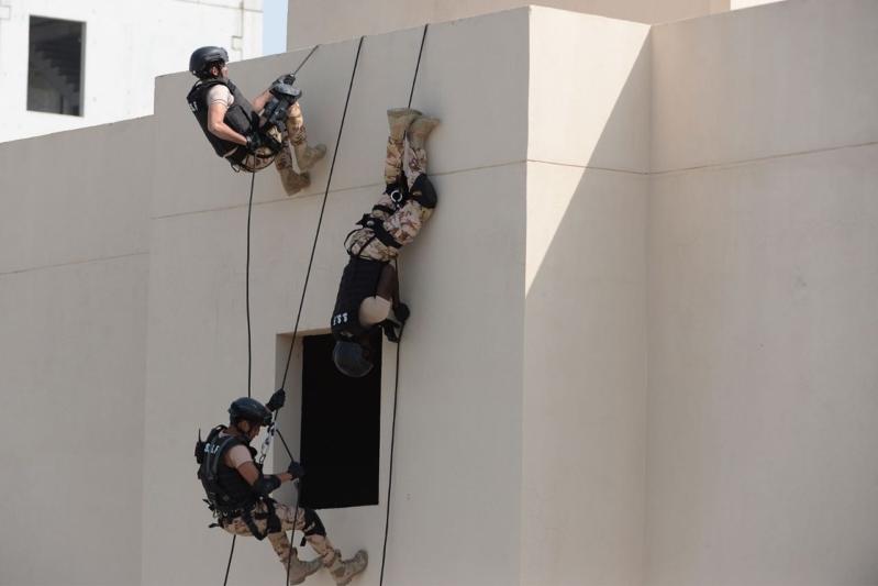 تمرين أمن الخليج العربي 21