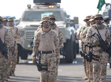 تمرين أمن الخليج العربي 23