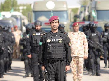 تمرين أمن الخليج العربي 24