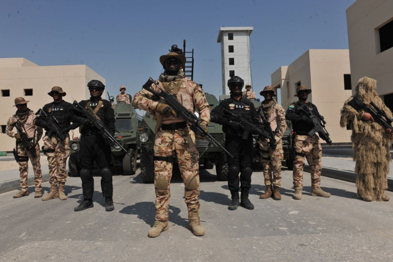 تمرين أمن الخليج العربي 25