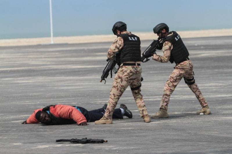 تمرين أمن الخليج العربي 27
