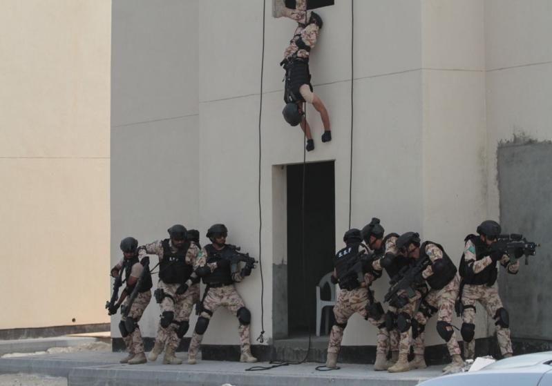 تمرين أمن الخليج العربي 28