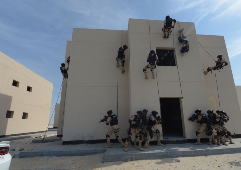 تمرين أمن الخليج العربي 29