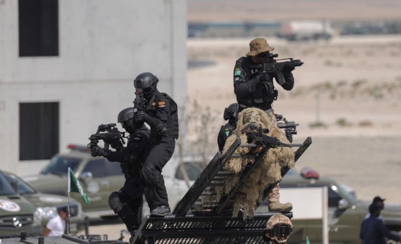 تمرين أمن الخليج العربي 30