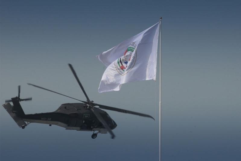 تمرين أمن الخليج العربي 31