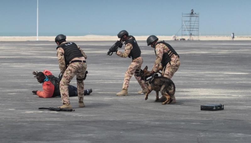 تمرين أمن الخليج العربي 32