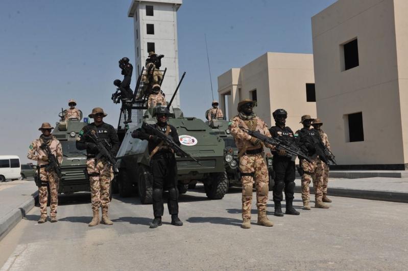 تمرين أمن الخليج العربي 33