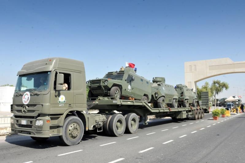 تمرين أمن الخليج العربي 35