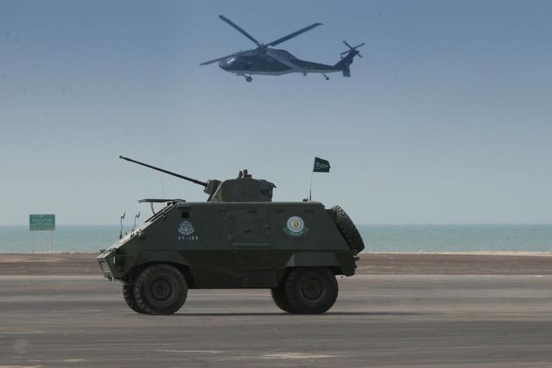 تمرين أمن الخليج العربي 6