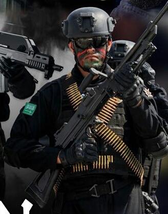 تمرين أمن الخليج العربي 7