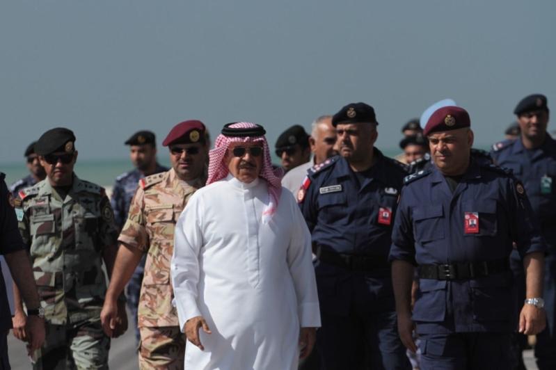 تمرين أمن الخليج العربي