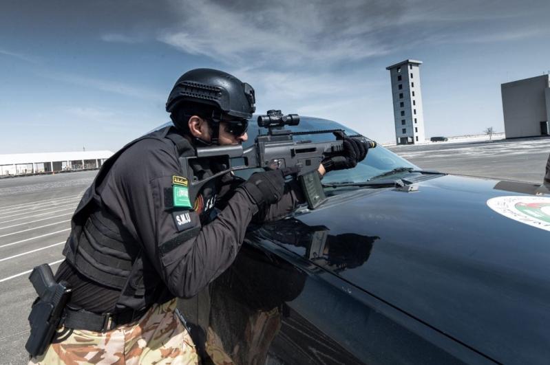 تمرين أمن الخليج العربي 8