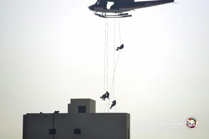 تمرين أمن الخليج العربي 9