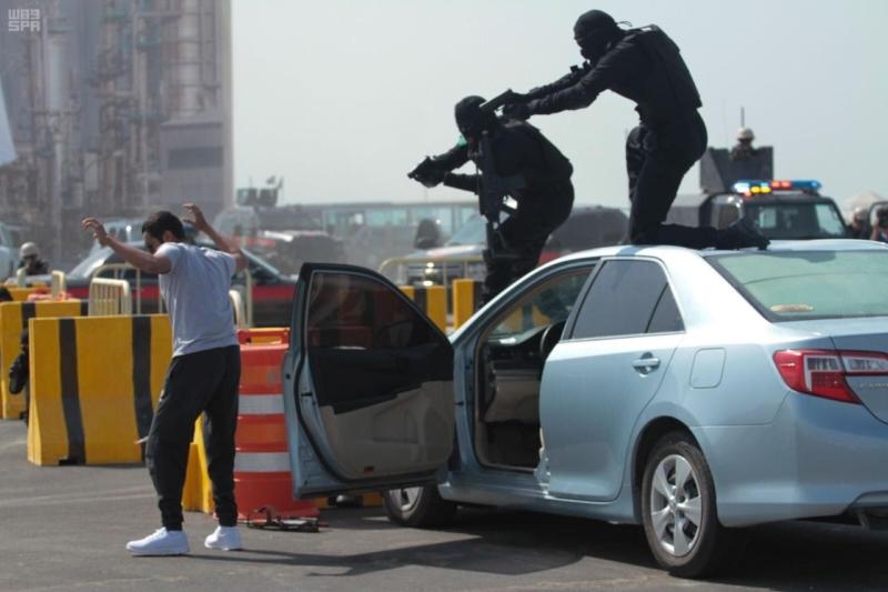 تمرين امن الخليج1