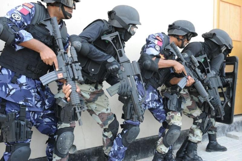 تمرين امن الخليج110