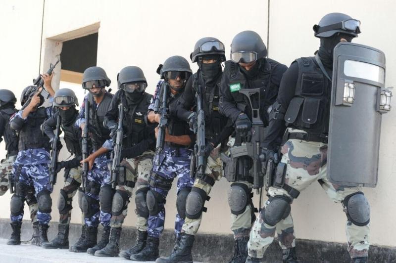 تمرين امن الخليج111