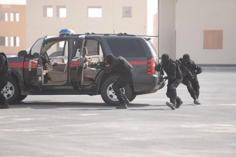 تمرين امن الخليج112