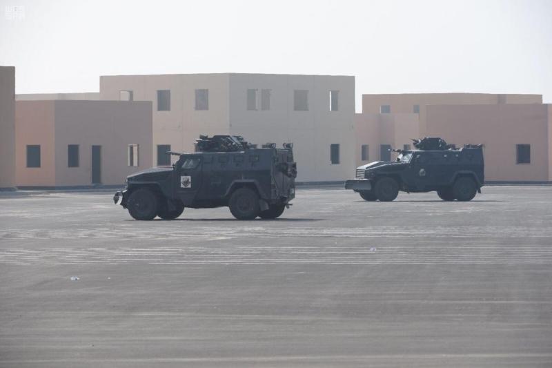 تمرين امن الخليج113