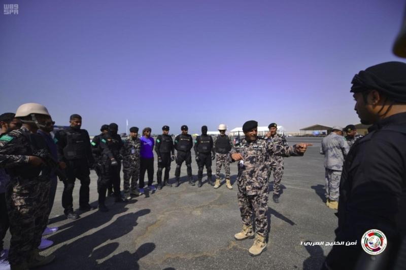 تمرين امن الخليج116