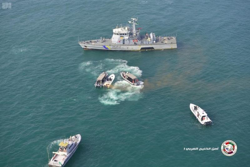 تمرين امن الخليج117