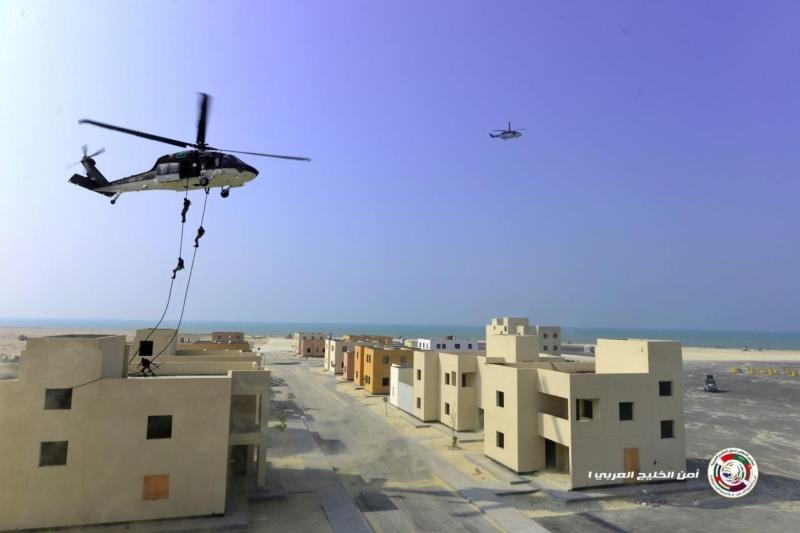 تمرين امن الخليج119