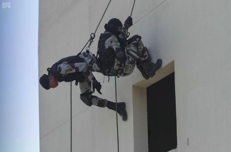 تمرين امن الخليج123