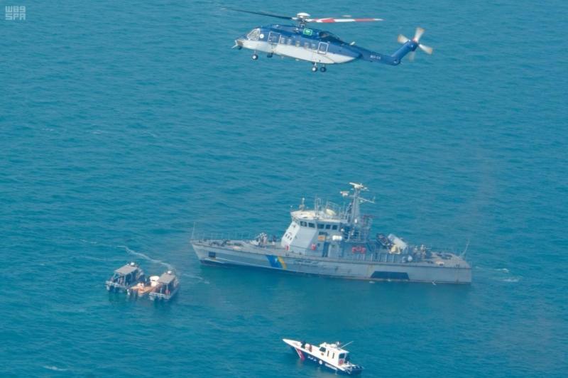 تمرين امن الخليج14
