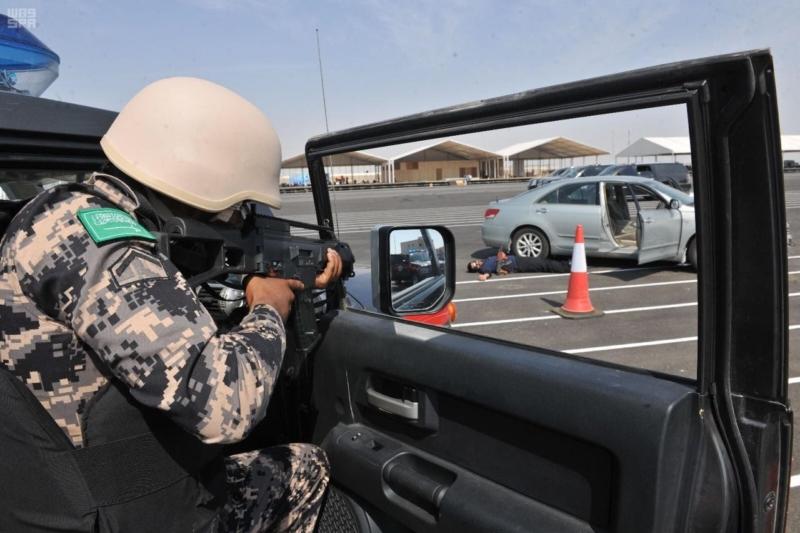 تمرين امن الخليج15