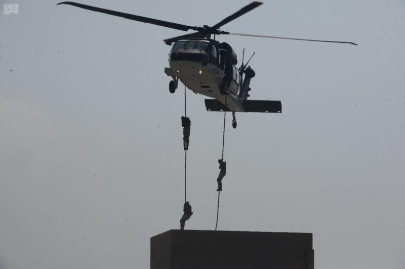 تمرين امن الخليج16