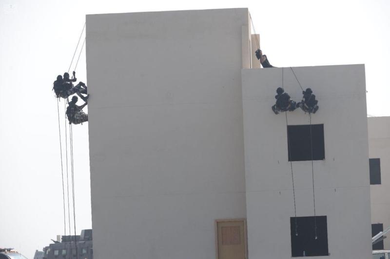 تمرين امن الخليج17
