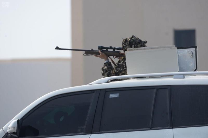 تمرين امن الخليج18