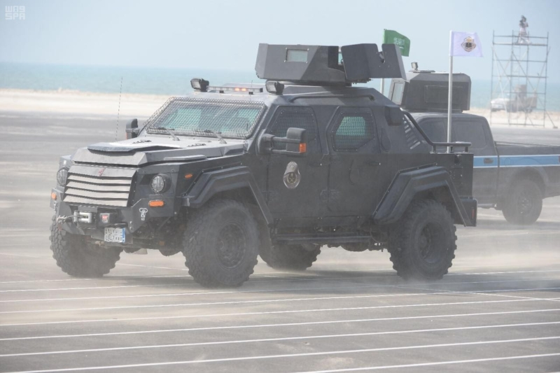 تمرين امن الخليج19
