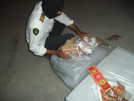 إحباط تهريب (23) ألف كِرز من التنباك بمنفذ البطحاء - المواطن