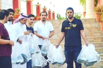 """تنسيقي عسير يوزع أكثر من 5 آلاف وجبة بمشروع """"إفطار صائم"""" - المواطن"""